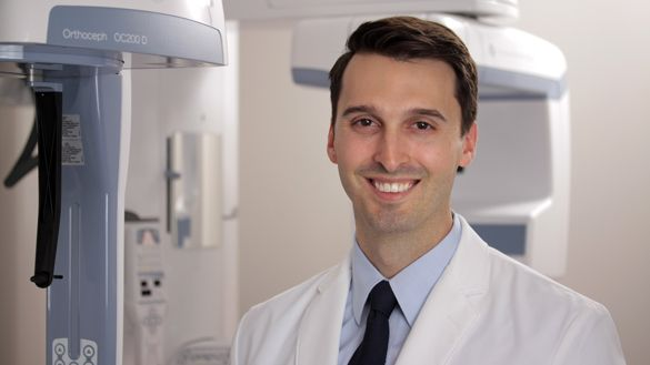 Dr. Viechnicki at Smile Logic Orthodontics in South Brunswick NJ.
